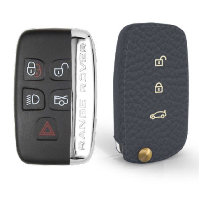 Land Rover 専用 TypeA Car Key Case Shrink Leather Case