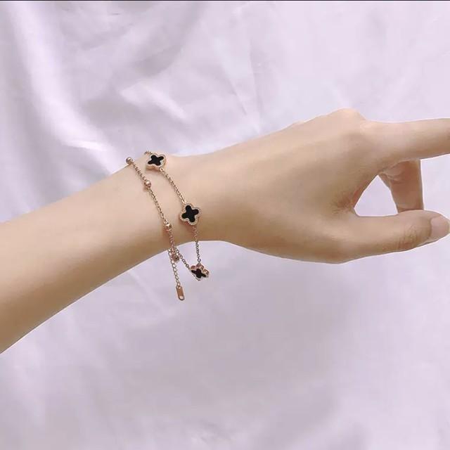 flower bijou bracelet