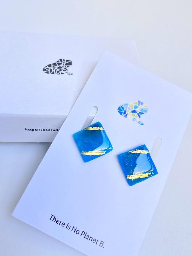 Karen Design~ピアス Blue~