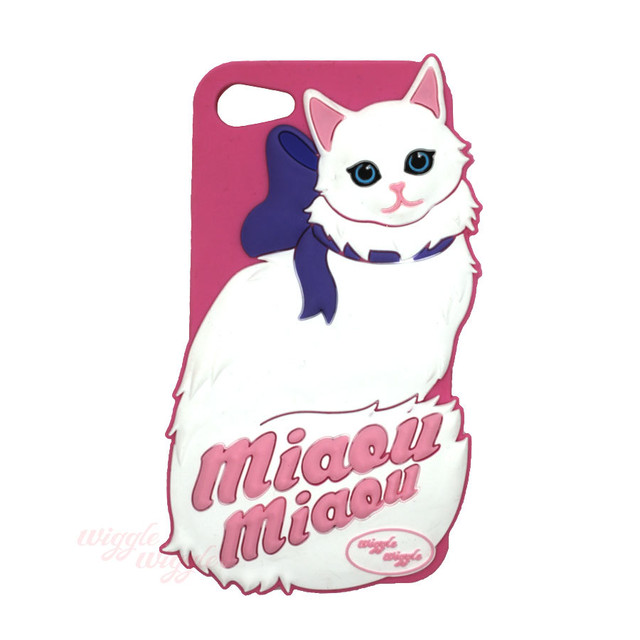 Miaou Miaou case - White