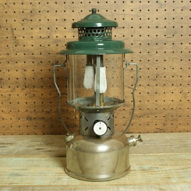 コールマン ダブルマントルランタン 220D 1947年製造 [ AT11 ]