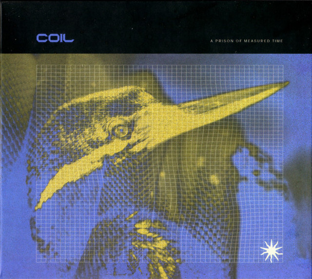 COIL - A Prison of measured Time  Mini CD Digipak - メイン画像