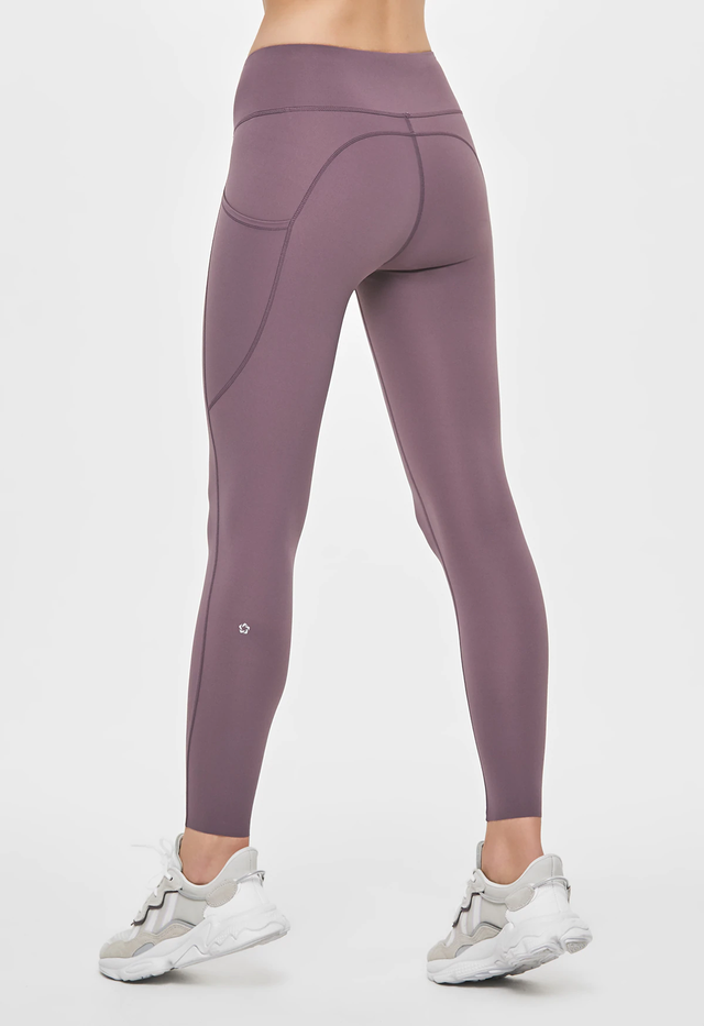 High Tempo No-Cut Pants : Dust Violet