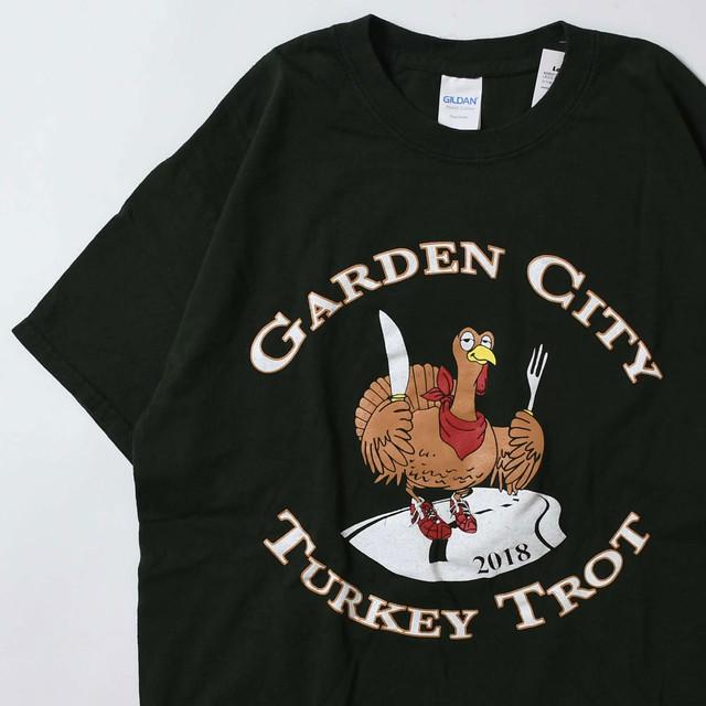【Mサイズ】 GARDEN CITY TEE 半袖Tシャツ GREEN M 400601191077