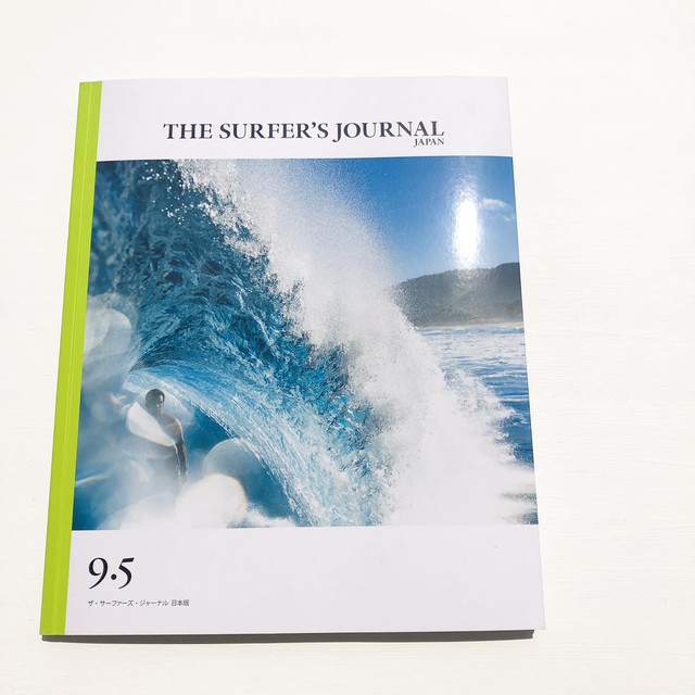 THE SURFER'S JOURNAL JAPAN 9.5