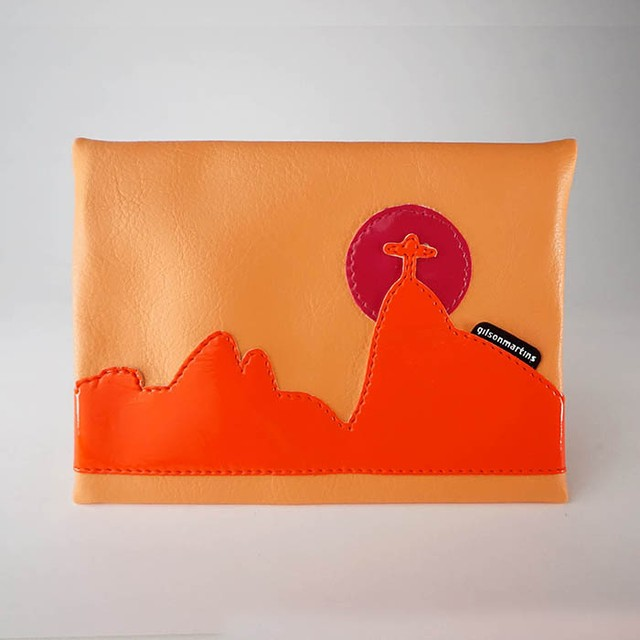 ジルソン・マルチンス TRIP LANDSCAPE MINI トリップランドスケープ ミニ オレンジ・赤