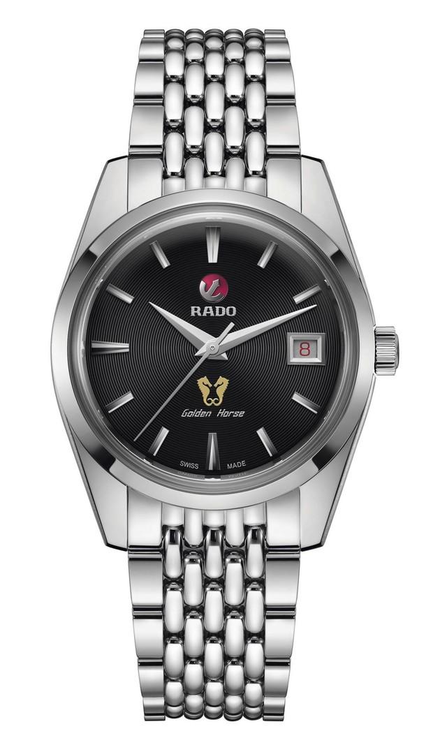 復刻限定品【RADO ラドー】Golden Horse 1957 Limited Edition ゴールデンホース1957本限定品 / スイスメイド腕時計