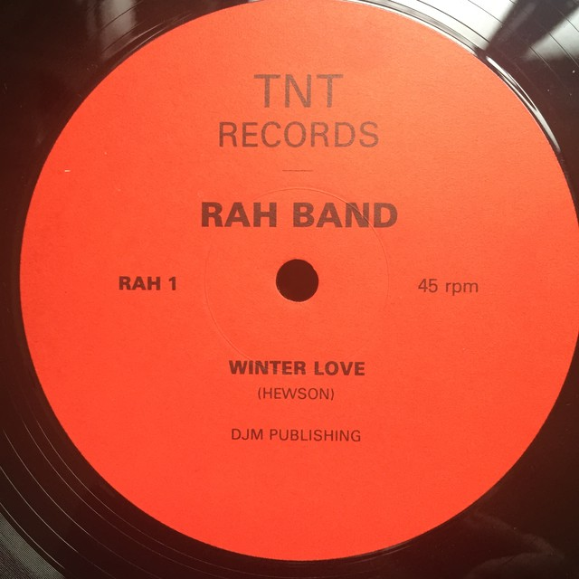 RAH Band – Winter Love / Funk Me Down To Rio / Perfumed Garden