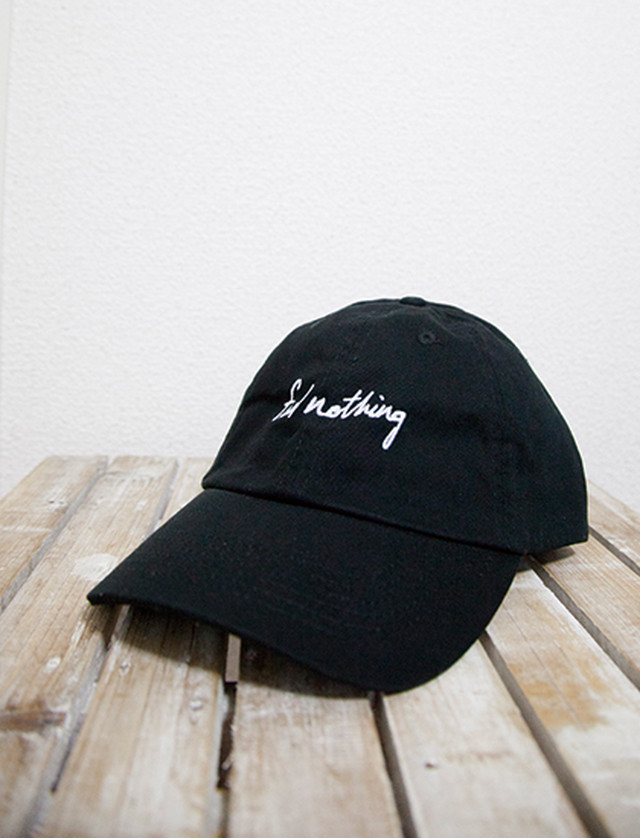 【THE PLOT IN YOU】Feel Nothing Hat (Black)