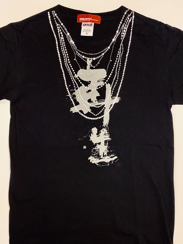 dead stock・キラキラ再生ティシャツ
