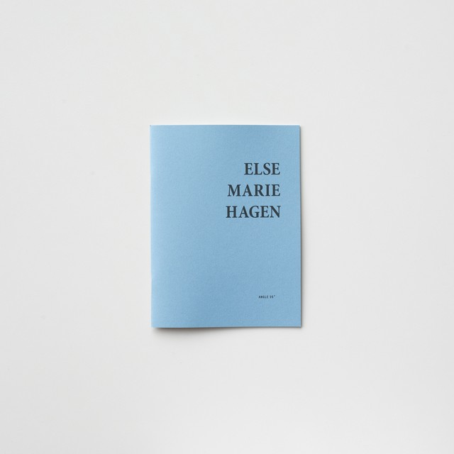 Angle 25 by Else Marie Hagen