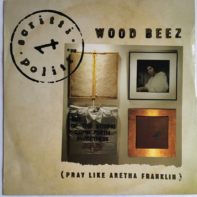 【12inch・英盤】Scritti Politti  /  Wood Beez (Pray Like Aretha Franklin)