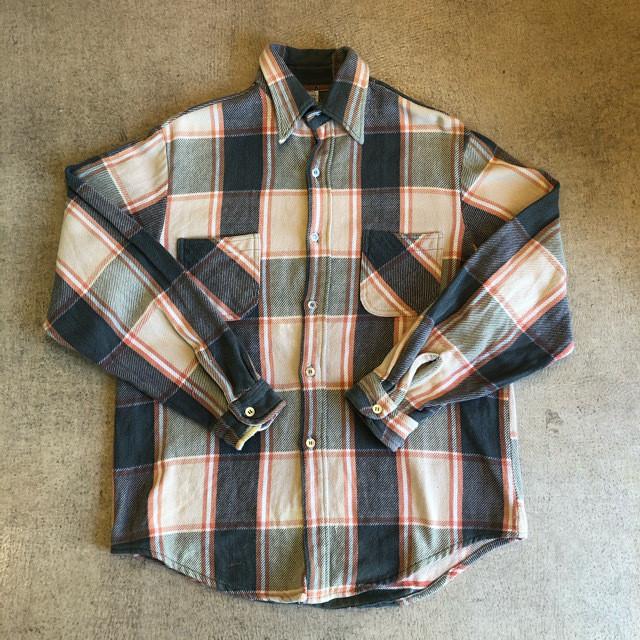 70's Bigmac Flannel Shirts ¥6,600+tax