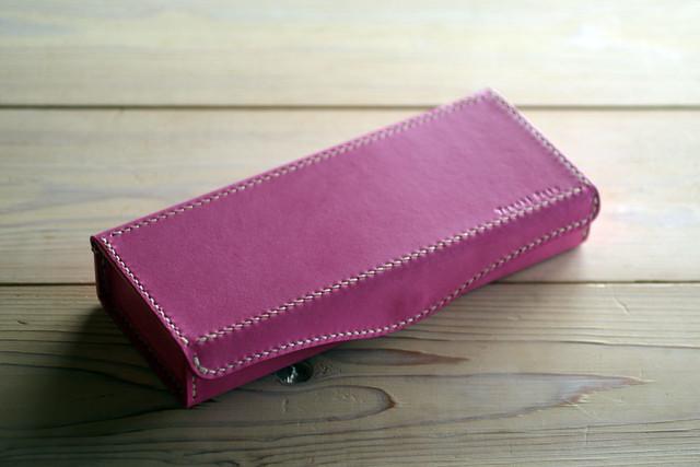 オーダー品 pencase/P ふでばこ ピンク