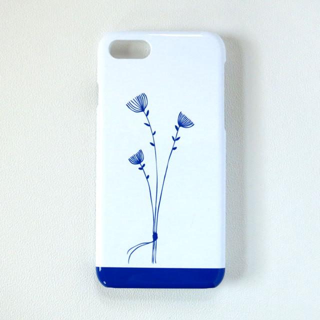 3本の花束 スマホケース/スマホカバー iPhone/android/Galaxy/Xperia/AQUOS