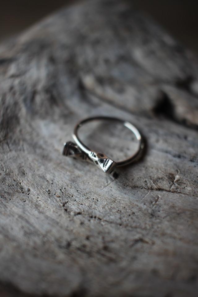 【touareg silver】ring-A