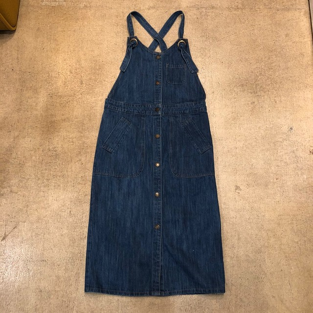 Denim Skirtalls ¥8,500+tax