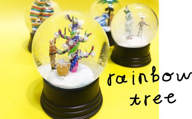 虹の樹【Ato1snow(アトワンスノウ)とbodeのコラボレーション】