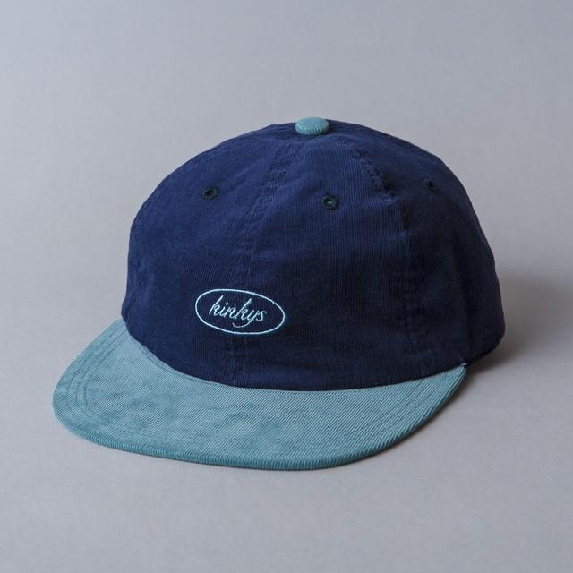"corduroy sports cap ""KINKYS"""