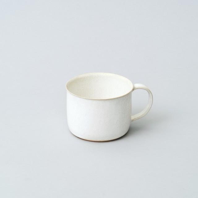 コーヒーカップ short(パール釉)
