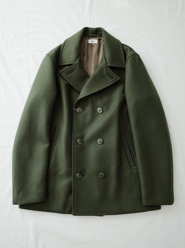 【Allege.】W Melton P Coat