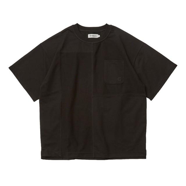 EVISEN SKATEBOARDS EVESAN T-SHIRT BLACK