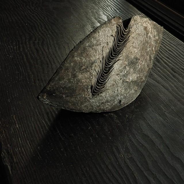 積層花器 izumita yukiya