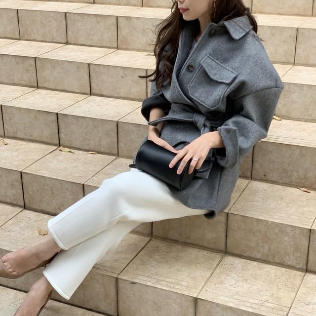 【予約】cpo jacket coat / gray (11月中旬配送)