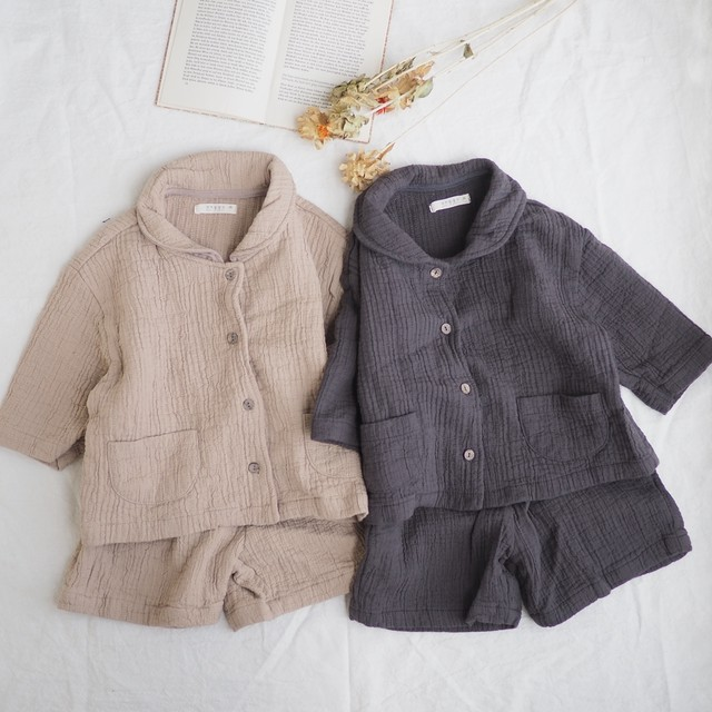 anggo.jacket+pantsセットアップ[80-100]