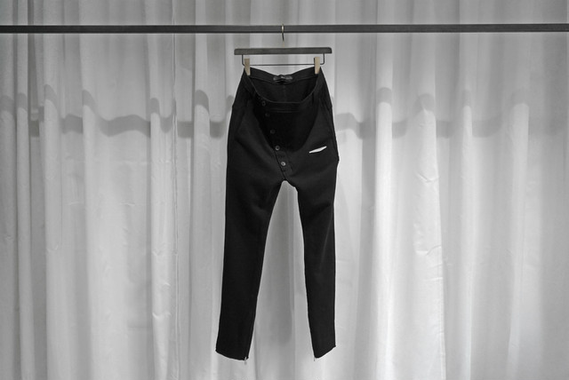 ASKYY / NAPOLEON SWEAT PANTS / BLK