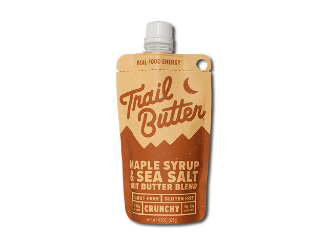【TRAIL BUTTER】 TB CRUNCHY POUCH (MAPLE & SEA SLAT) (メープル & シーソルト)