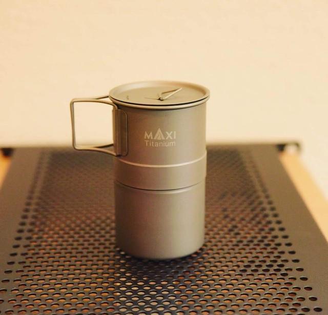 MAXIエスプレッソコーヒーメーカー200ml