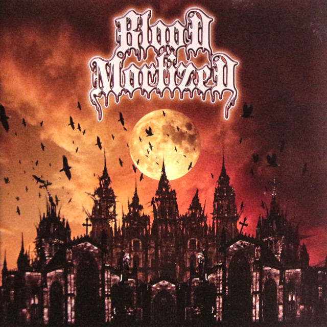 BLOOD MORTIZED『Blood Mortized』CD