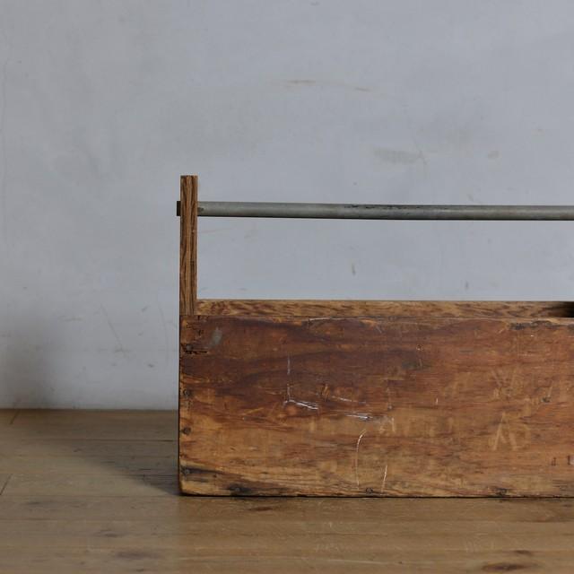 Tool Box / ツール ボックス 〈ウッドボックス・マガジンラック・プランター〉