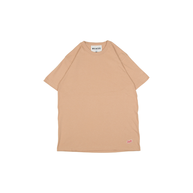 LOGO PATCH TEE [CORAL]