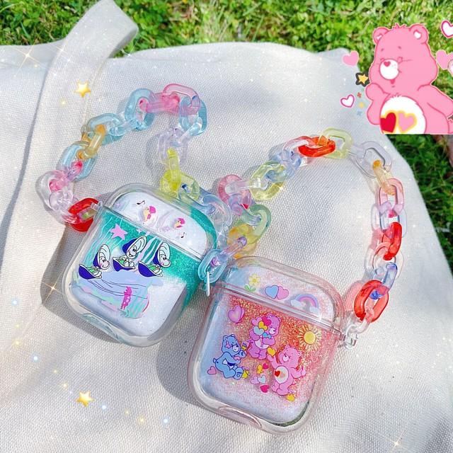Glitter Headphone airpods1/2 case