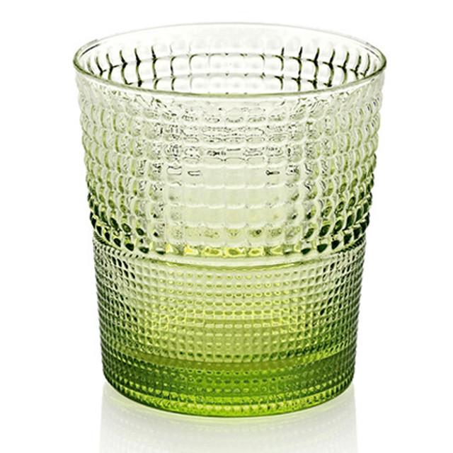 IVV Speedy Green tumbler【イタリア製ガラス食器】