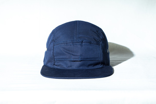 FUNCTIONAL FISHING 5panel Cap / NAVY