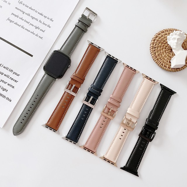 Neat and clean applewatch belt(全6color)