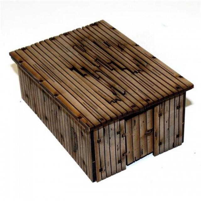【予約発注】 Wooden Stores 28S-TAO-104