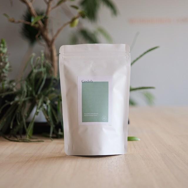 コーヒー豆 150g / Ethiopia Gedeb