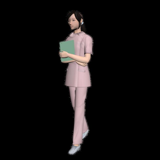 受付02(中年女性)
