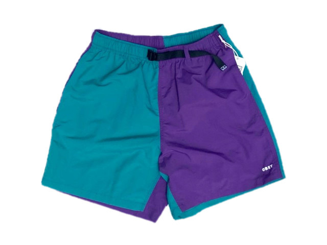 OBEY|Easy Relaxed Swim Shorts