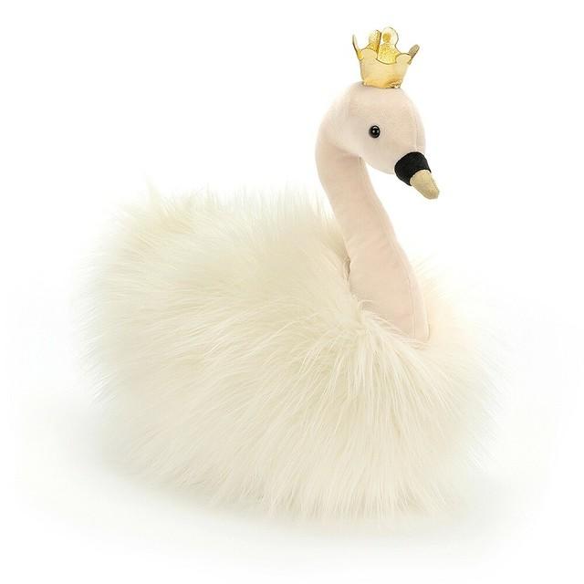 Fancy Swan Fluffy_FA2S
