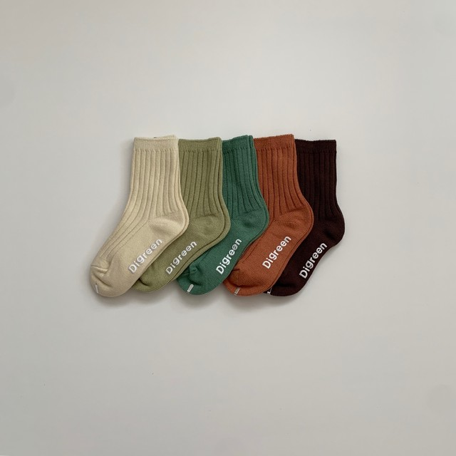 508. colour socks / autumn