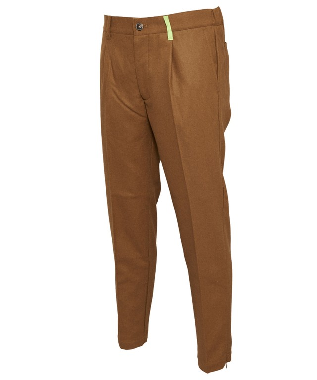 WOOL SLIM SLACKS[RUP005]