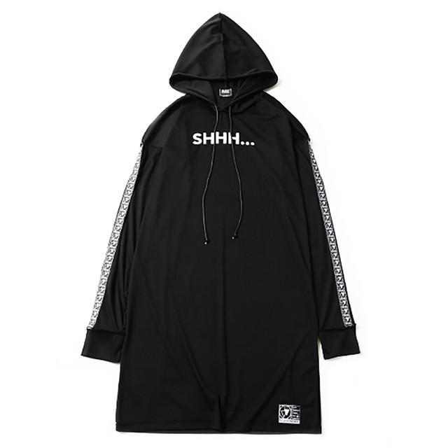 SHHH -Long Length Parka-