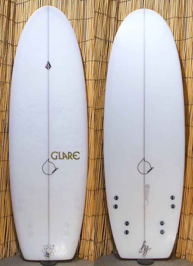 ATOM Surfboard Anonymous 5'5″ USED アトムサーフボード