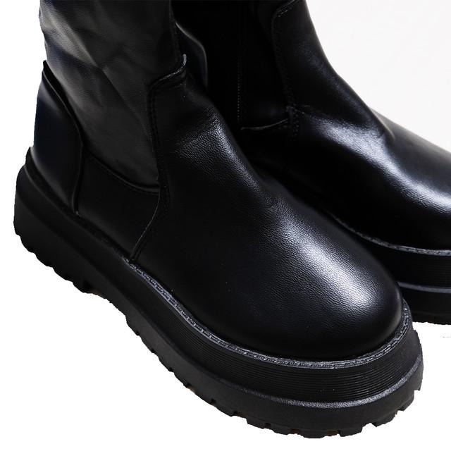 【Cat & Parfum】Chunky Platform Boots