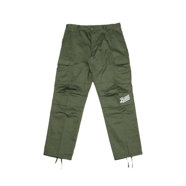KB 6-POCKET CARGO PANTS [OLIVE]